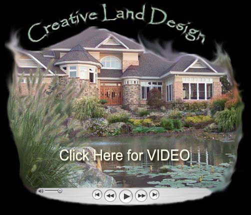 Landscaping in Maryland Video- creative Land design landscape design projects
