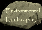 Environmental landscaping, green, sustainable landscapes maryland
