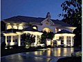 <b>photo of House outdoor landscape lighting</b><br>outdoor lighting picture