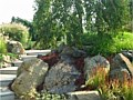<b>rockscaping steps 2</b><br>Picture of custom boulder retaining wall system in Maryland