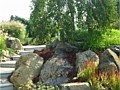 <b>Rockscaping Steps</b><br>Picture of rock steps with boulders in Maryland