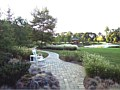 <b>pond seating area</b><br>Photo of landscaping pond seating area in queenstown maryland
